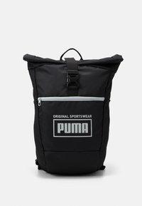 Puma - SOLE BACKPACK UNISEX - Rucksack - black - 0