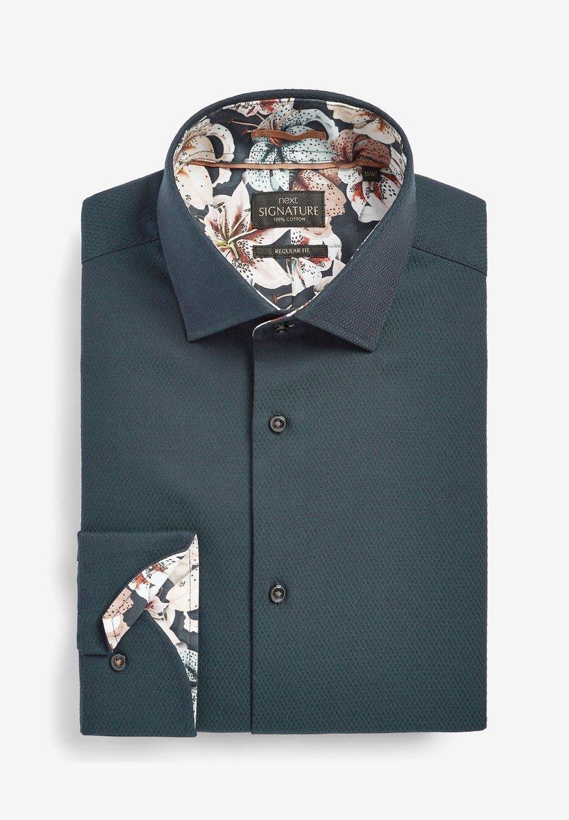 Next - SIGNATURE  - Shirt - teal