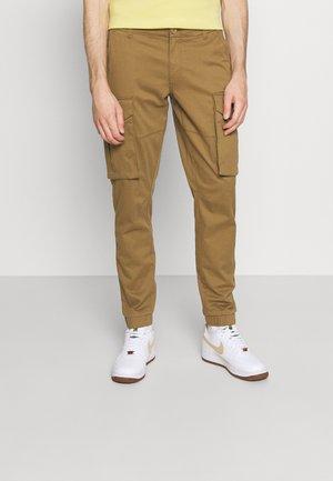 ONSKIM - Cargo trousers - kangaroo
