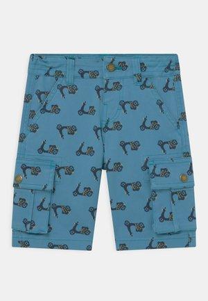 EXPLORER - Shorts - sea blue