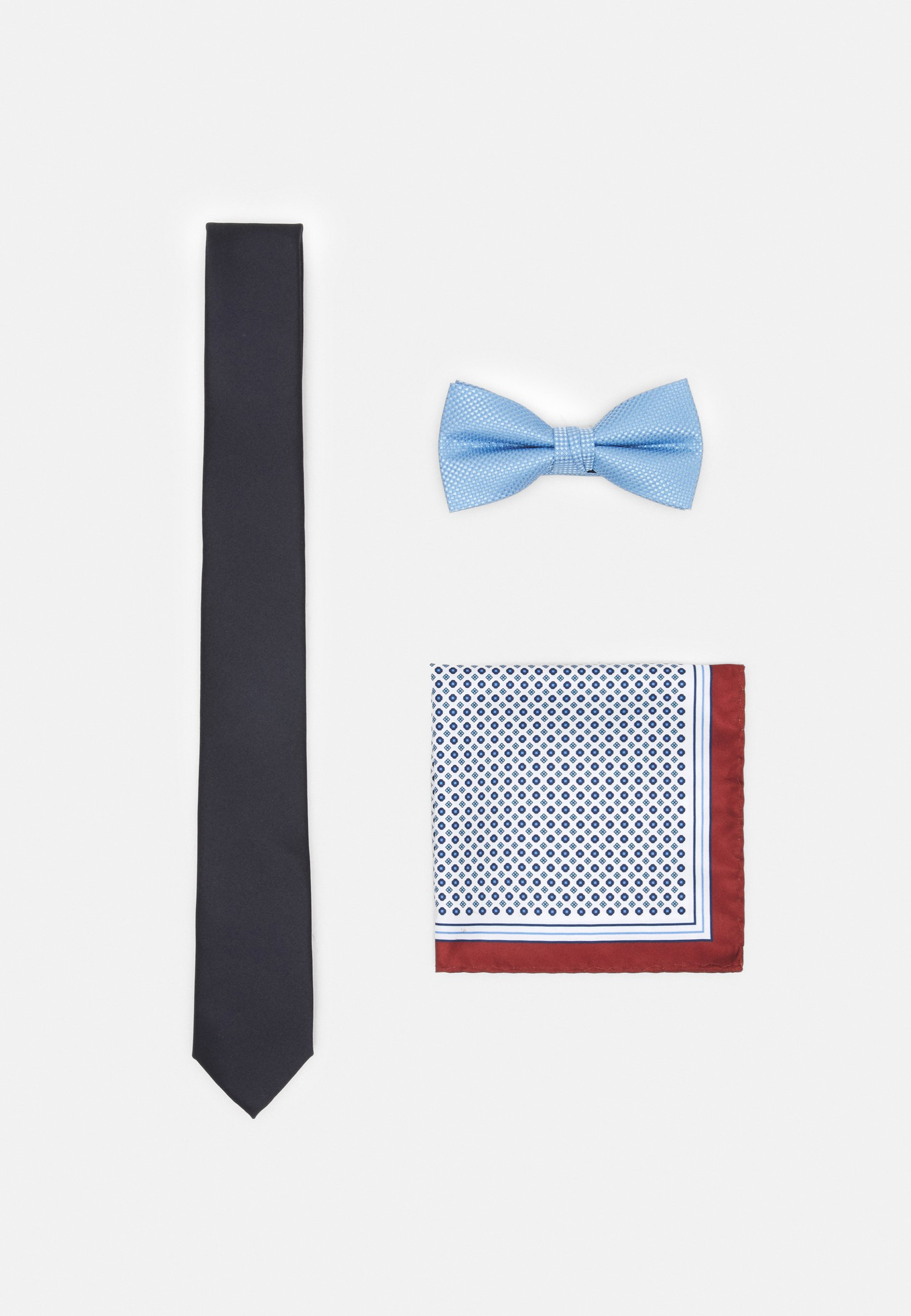 Men JACFREDERIK GIFT BOX SET - Pocket square
