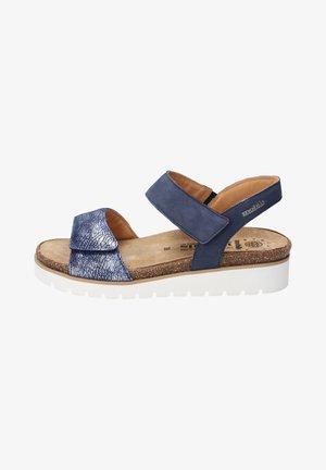 THELMA - Sandals - blau
