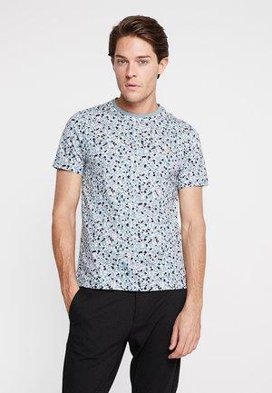 KEATS TEE - T-shirt con stampa - clay
