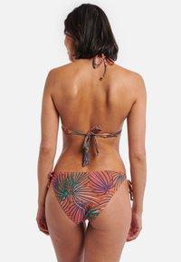 Shiwi - TIGER PALM - Bikini bottoms - spice route - 1