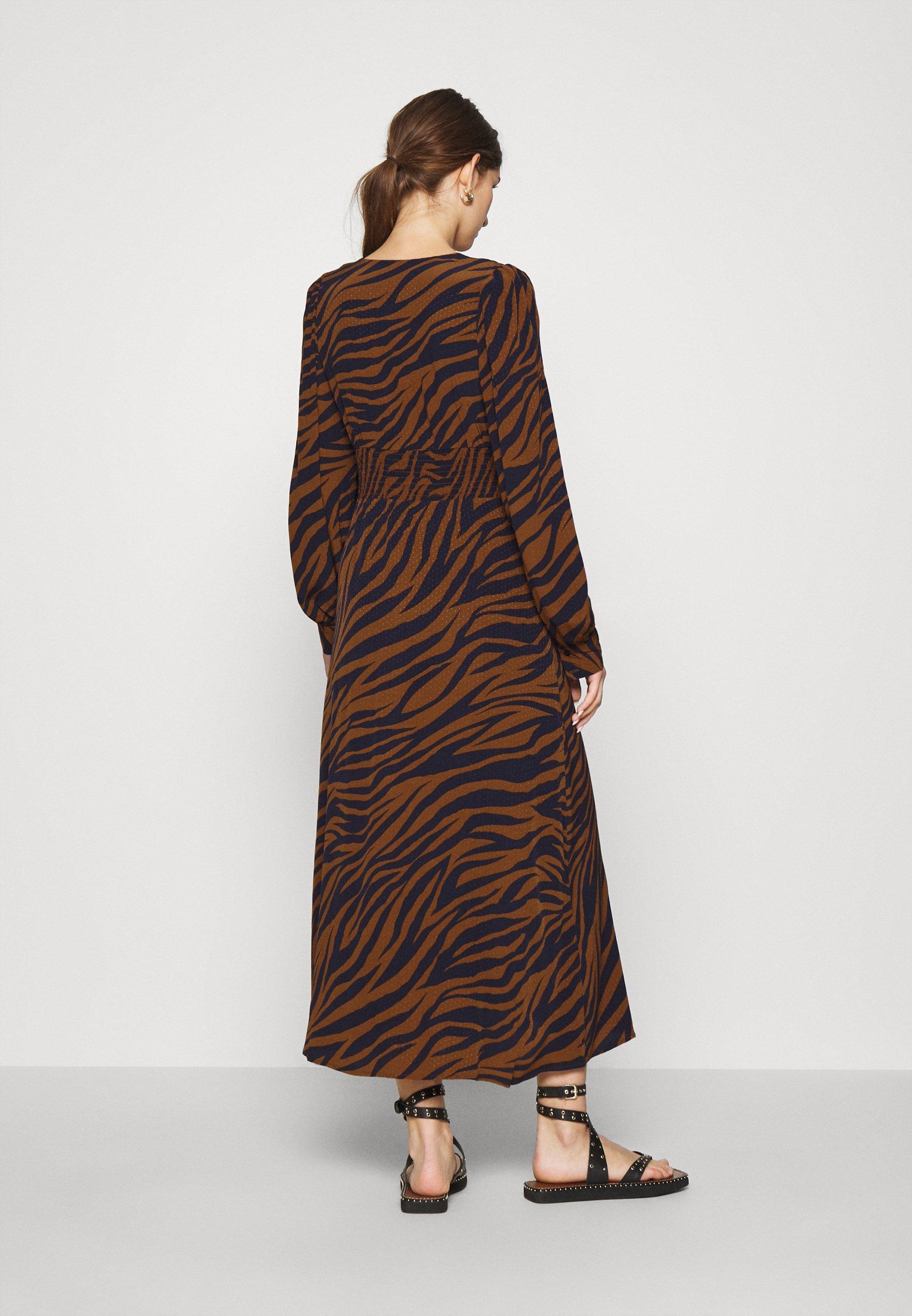 Get Online Women's Clothing Gestuz ENISEGZ MIDI DRESS  Maxi dress navy HpUqU7TxH