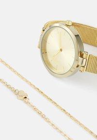 Even&Odd - SET - Watch - gold-coloured - 4