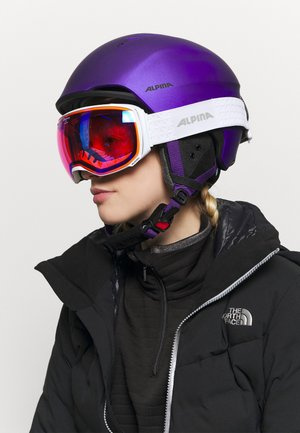 BIG HORN - Ski goggles - white