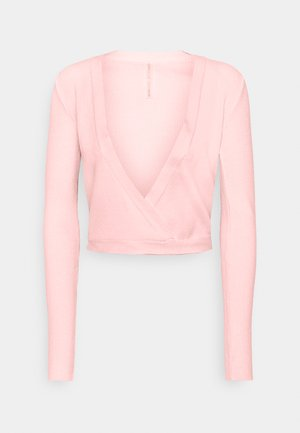 WRAP - Training jacket - pink