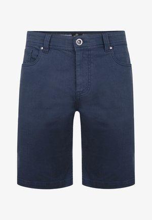 Denim shorts - navy