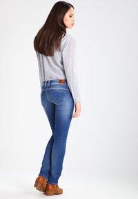 Pepe Jeans - NEW BROOKE - Džíny Slim Fit - d45 - 2