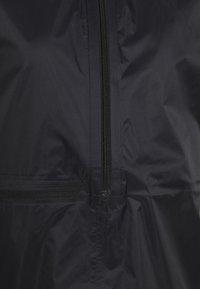 Peak Performance - ANORAK - Waterproof jacket - black - 2
