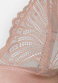 Lindex - BRA GIOVANNA - Triangle bra - light dusty pink - 2