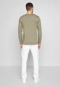 INDICODE JEANS - GOVER - Chinot - offwhite - 2