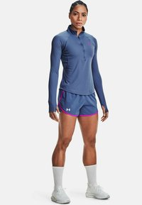 Under Armour - T-shirt sportiva - mineral blue - 1