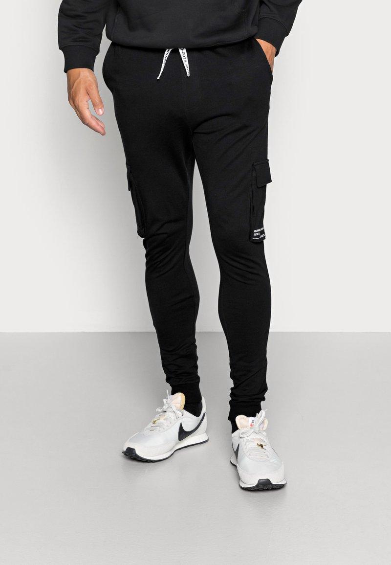 Only & Sons - ONSWF KENDRICK - Spodnie treningowe - black