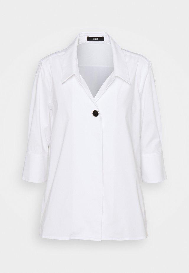 EVE LOVELY BLOUSE - Košile - white