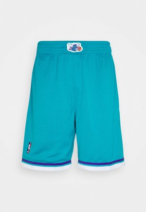 NBA SWINGMAN SHORTS HORNETS - kurze Sporthose - teal