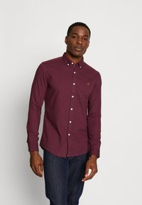 Farah - STEEN  - Shirt - raspberry - 0