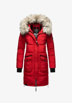 Winter coat - light red