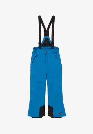 GAUROR - Snow pants - blau/schwarz