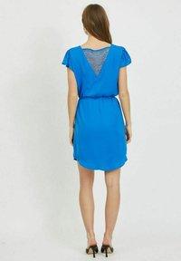 Vila - Day dress - nebulas blue - 2