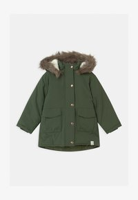 Name it - NMFMAYA - Winter coat - thyme - 0
