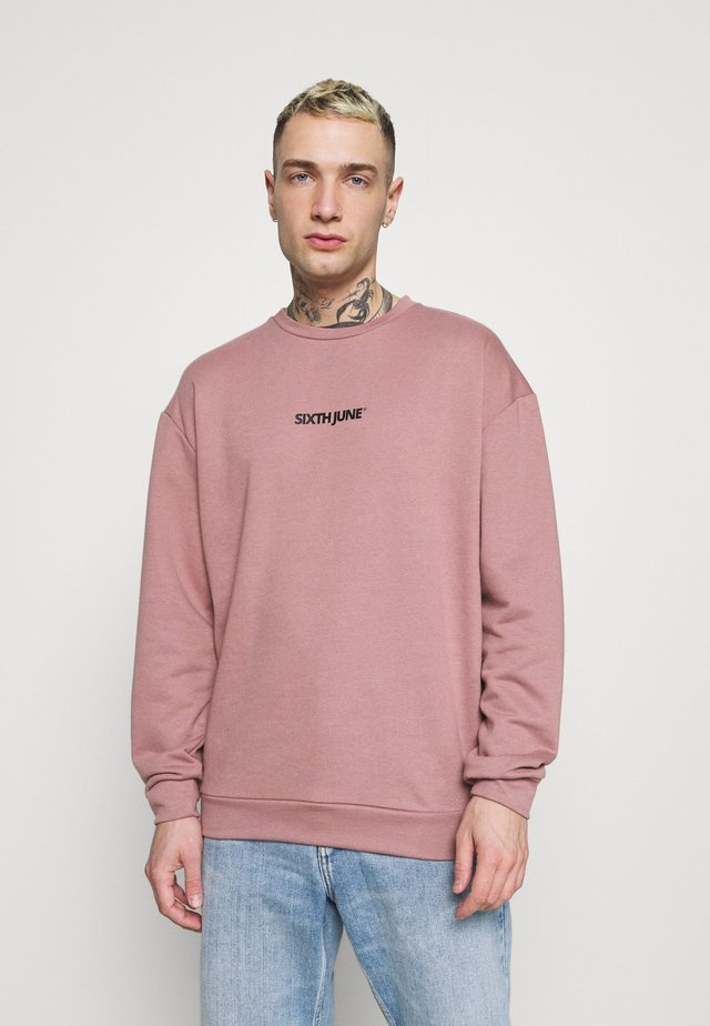 ESSENTIAL - Sweater - pink