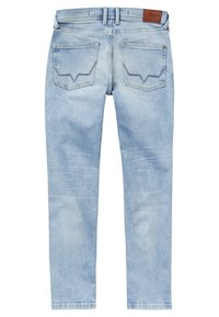 Pepe Jeans - FINLY - Straight leg jeans - blue - 1