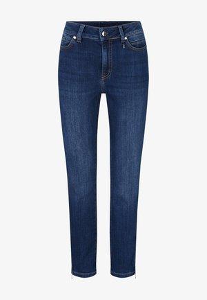 Jeans Skinny Fit - denim blau