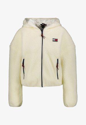 SHERPA - Fleece jacket - offwhite