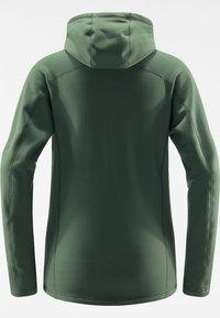 Haglöfs - BUNGY HOOD - Fleece jacket - fjell green - 6