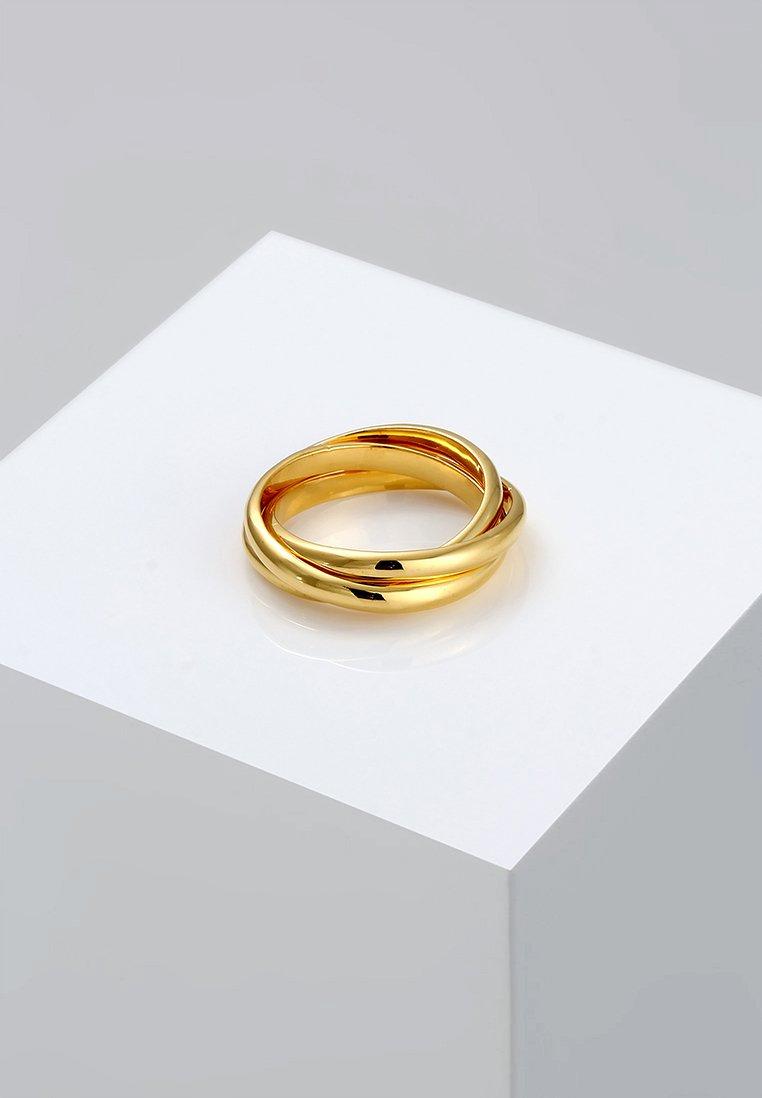 Elli - TRIO BASIC - Ring - gold-coloured