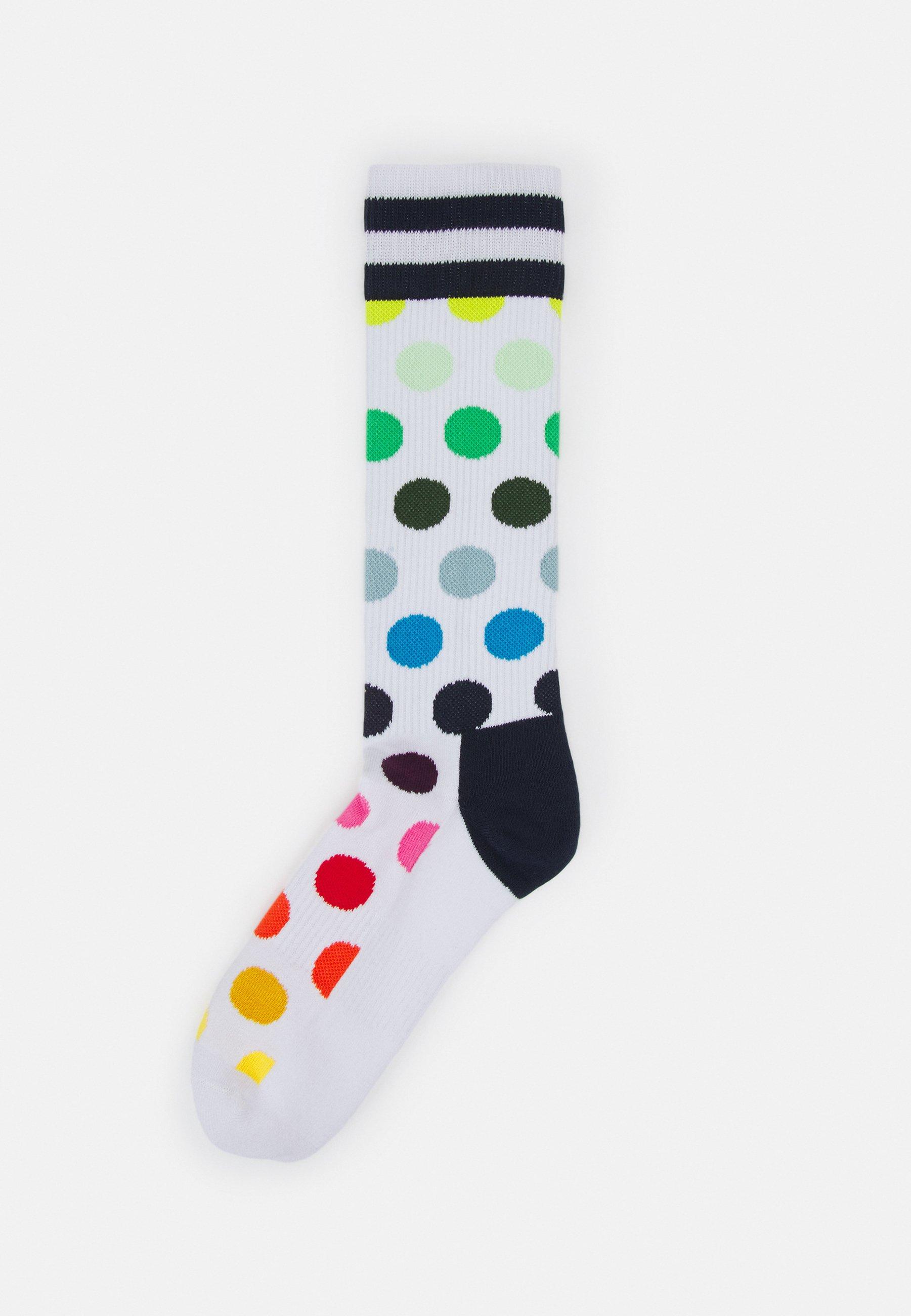 Men BIG DOT CREW SOCK UNISEX - Socks