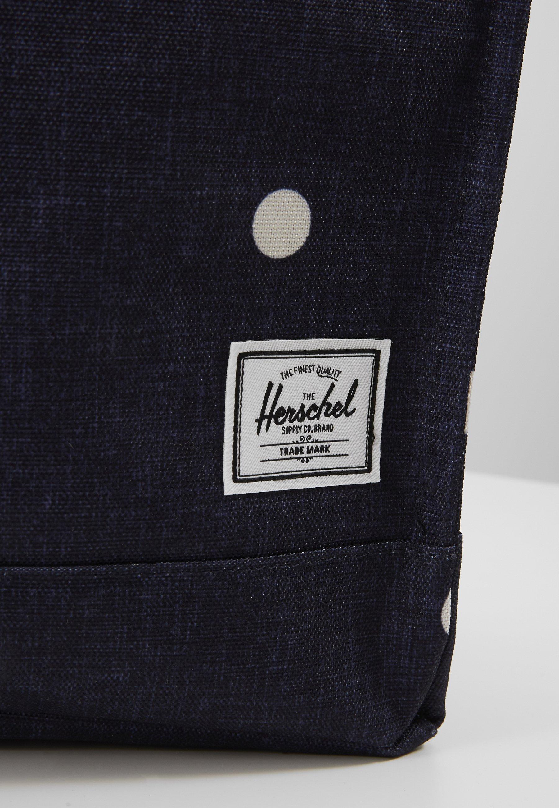 Herschel City Mid Volume - Rygsække Peacoat