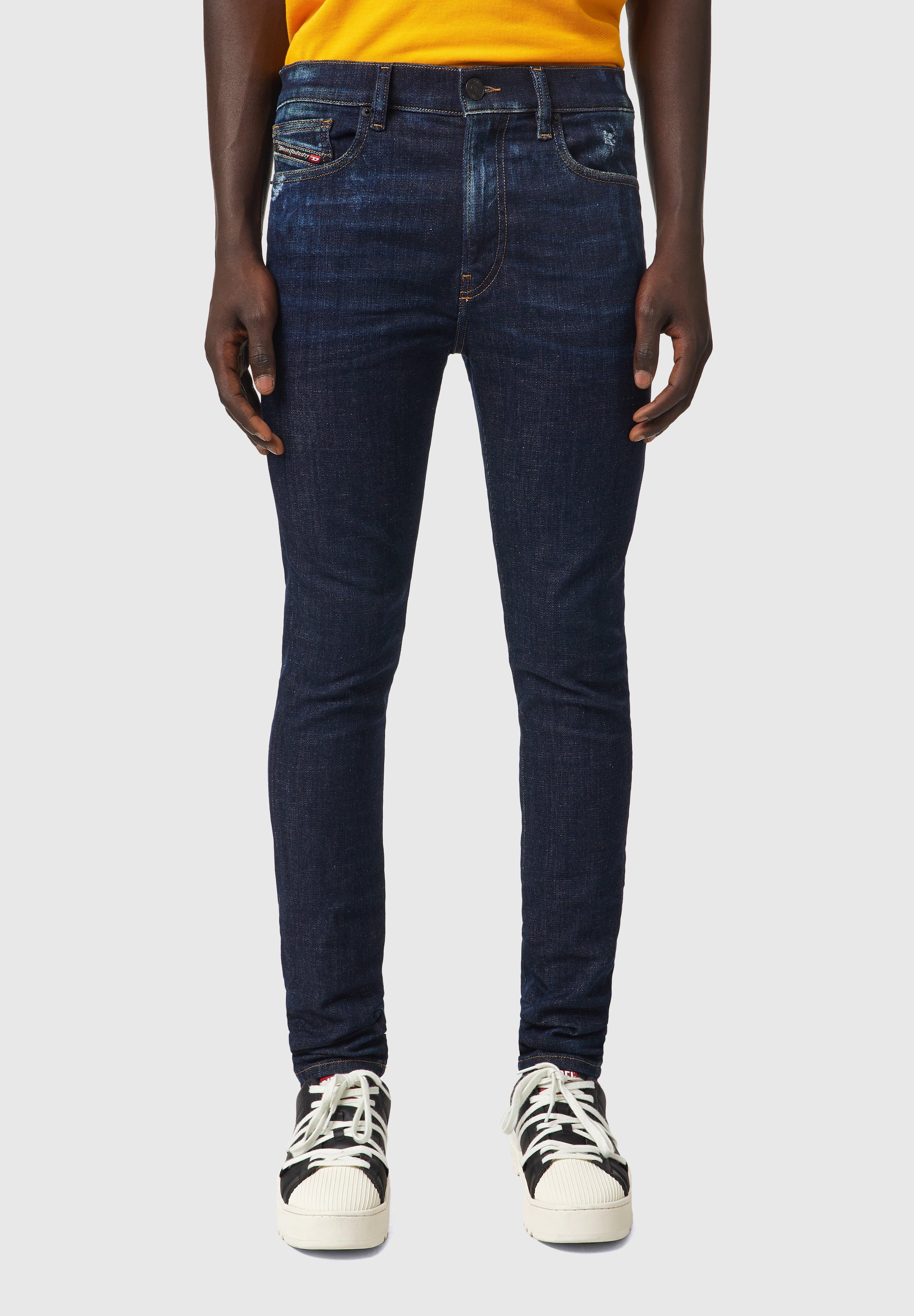 Herren D AMNY - Jeans Skinny Fit