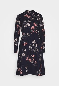 Vero Moda - VMANNIE DRESS - Shirt dress - night sky - 0