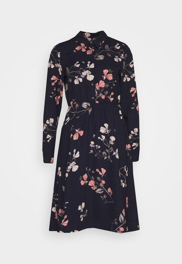 VMANNIE DRESS - Košilové šaty - night sky