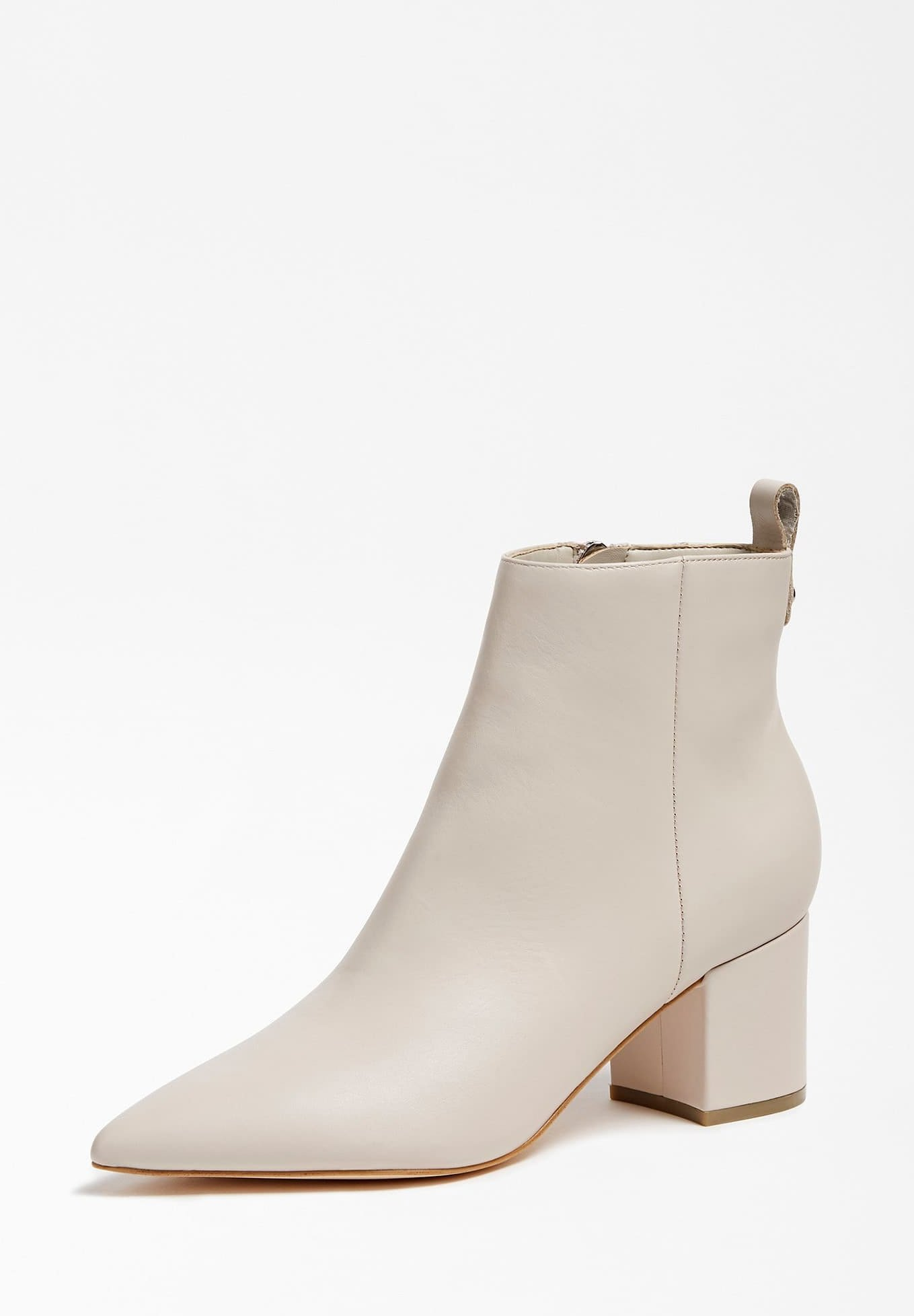Guess JELLY  Ankle Boot weiß