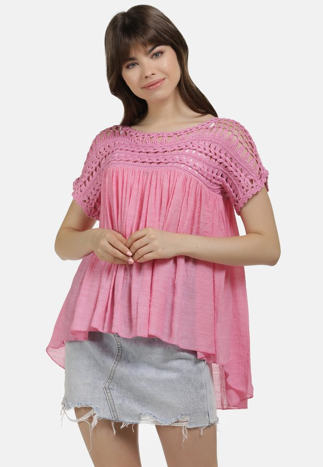 TOP - Blouse - hellpink