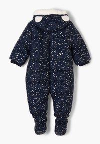 s.Oliver - Jumpsuit - dark blue aop - 1