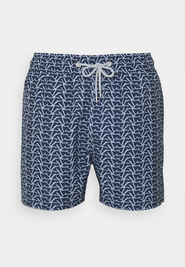 STANIEL SWIM - Shorts da mare - star gazing
