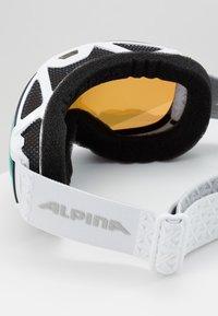 Alpina - PHEOS - Narty - white - 4