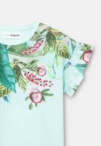 Desigual - VIERA - Print T-shirt - green - 2