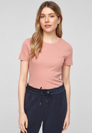 Basic T-shirt - blush
