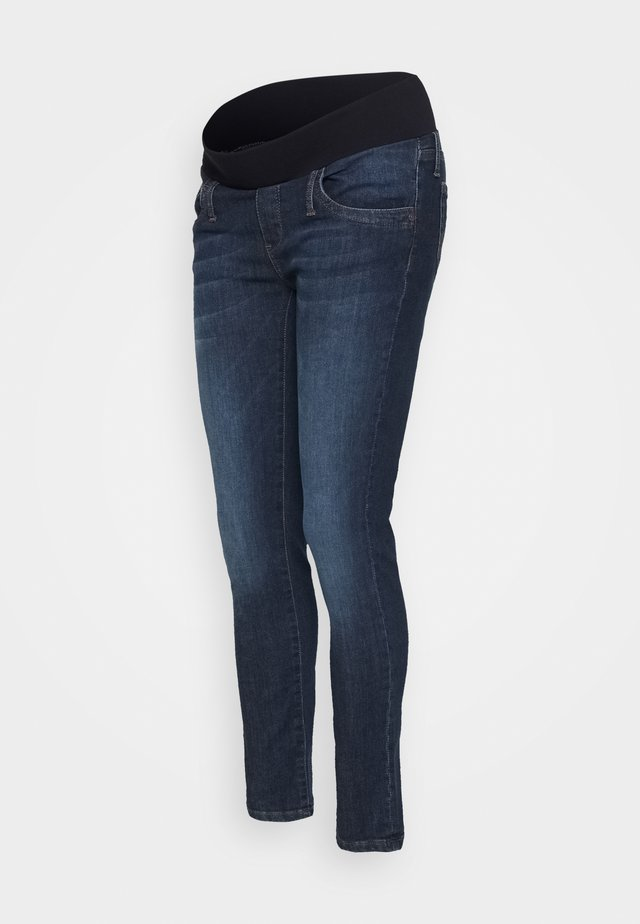 COOL GIRL - Straight leg jeans - medium stoned
