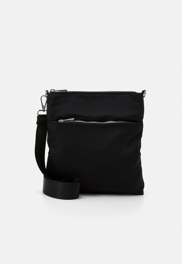 BAG HILLEVI - Olkalaukku - black