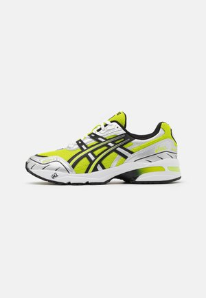 GEL-1090 UNISEX - Sneakers laag - lime zest/black