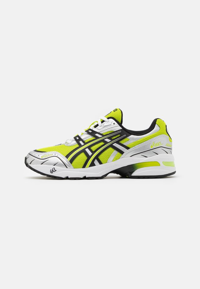 GEL-1090 UNISEX - Baskets basses - lime zest/black