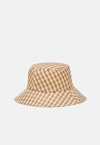 Loeffler Randall - BUCKET HAT - Kšiltovka - amber gingham - 1