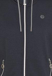 Luhta - ALITALO - Zip-up hoodie - dark blue - 2